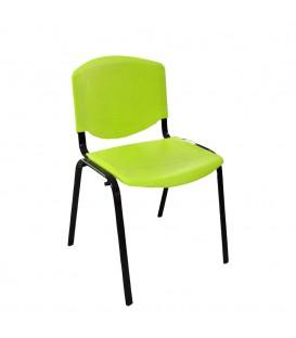 Türksit Form Plastik Sandalye Yeşil