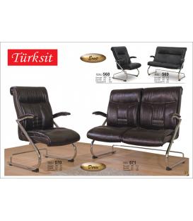 Türksit Derin Oturma Grubu - Ofis Koltuk Takimi