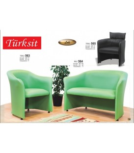 Türksit Lobi Oturma Grubu - Ofis Koltuk Takimi