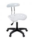 Türksit Nil Sandalye Plastik Ayak Beyaz