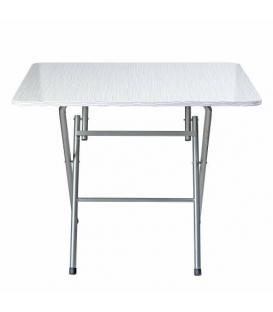 Türksit Ahşap Katlanır Masa Beyaz 60x90cm