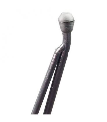 Türksit Metal Boyalı Zigon Sehpa Ayağı 56cm