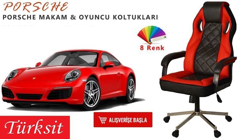 Porsche Makam Koltuğu