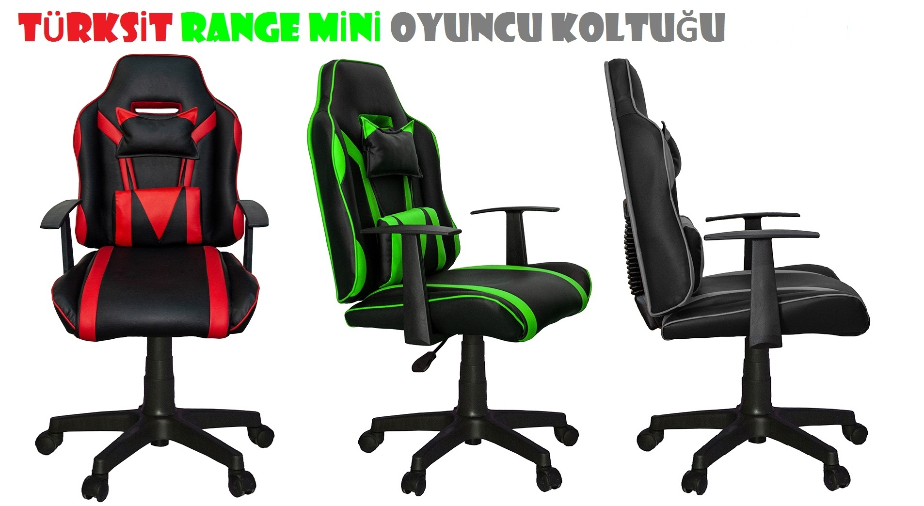 Türksit Range Mini Oyuncu Koltuğu